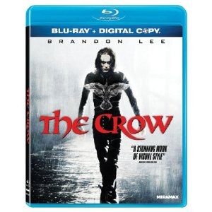 TheCrowBluray