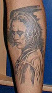 Daniel's tattoo