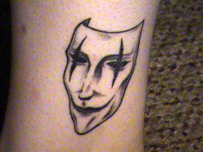 Jenny's tattoo