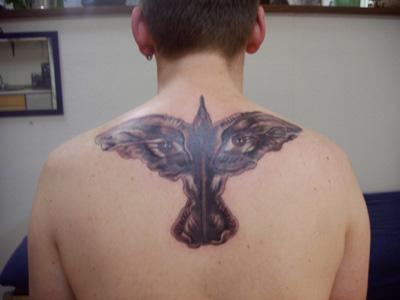 Florian's tattoo